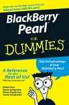 BlackBerry Pearl For Dummies (0470128933) cover image