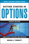 Getting Started in Options, 8th Edition (0470480033) cover image