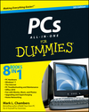 PCs All-in-One For Dummies, 5th Edition (0470908033) cover image