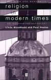 Religion in Modern Times: An Interpretive Anthology (0631210733) cover image