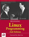 Beginning Linux Programming, 2nd Edition (0764543733) cover image