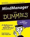 MindManager For Dummies (0764556533) cover image