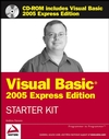 Wrox's Visual Basic® 2005 Express Edition Starter Kit (0764595733) cover image