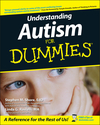 Understanding Autism For Dummies (1118053133) cover image