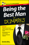 Being the Best Man For Dummies - UK, 2nd UK Edition (1118650433) cover image