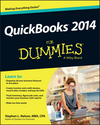 QuickBooks 2014 For Dummies (1118721233) cover image