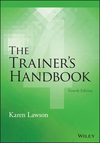 The Trainer's Handbook, 4th Edition (1118933133) cover image