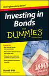 Investing in Bonds For Dummies (1119121833) cover image