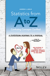 thumbnail image: Statistics from A to Z: Confusing Concepts Clarified