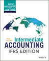 Intermediate Accounting: IFRS Edition, 3rd Edition (1119372933) cover image