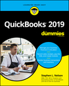 QuickBooks 2019 For Dummies (1119520533) cover image