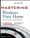 Mastering Microsoft Windows Vista Home: Premium and Basic (0470144734) cover image