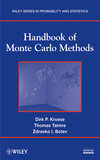 thumbnail image: Handbook of Monte Carlo Methods