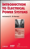 Introduction to Electrical Power Systems (0470408634) cover image