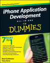 iPhone Application Development All-In-One For Dummies (0470542934) cover image