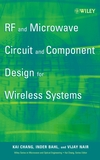RF and Microwave Circuit and Component Design for Wireless Systems (0471197734) cover image