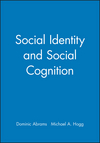 Social Identity and Social Cognition (0631206434) cover image