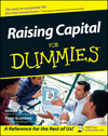 Raising Capital For Dummies (0764553534) cover image