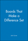 Boards That Make a Difference Set (0787986534) cover image