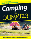 Camping For Dummies (1118069234) cover image
