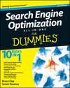 Search Engine Optimization All-in-One For Dummies, 2nd Edition (1118119134) cover image