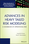 thumbnail image: Advances in Heavy Tailed Risk Modeling: A Handbook of Operational Risk