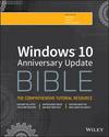 Windows 10 Anniversary Update Bible (1119356334) cover image
