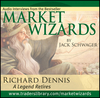 Market Wizards Disc 3: Interview with Richard Dennis, A Legend Retires (1592802834) cover image