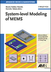 System-level Modeling of MEMS (3527319034) cover image