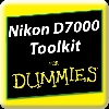 Nikon D7000 Toolkit For Dummies App (WS100034) cover image