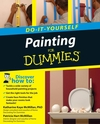 Painting Do-It-Yourself For Dummies (0470258535) cover image