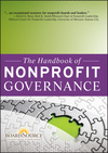 The Handbook of Nonprofit Governance (0470457635) cover image