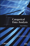 thumbnail image: Categorical Data Analysis, 3rd Edition