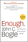 Enough: True Measures of Money, Business, and Life, Revised Edition (0470524235) cover image