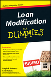 Loan Modification For Dummies (0470555335) cover image