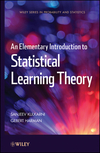 thumbnail image: An Elementary Introduction to Statistical Learning Theory