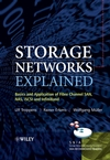 Storage Networks Explained: Basics and Application of Fibre Channel SAN, NAS iSCSI and InfiniBand (0470861835) cover image