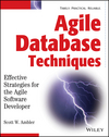 Agile Database Techniques: Effective Strategies for the Agile Software Developer (0471202835) cover image