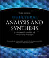 Structural Analysis and Synthesis: A Laboratory Course in Structural Geology, 3rd Edition (1118697235) cover image