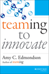 Teaming to Innovate (1118788435) cover image