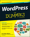 WordPress For Dummies, 6th Edition (1118791835) cover image