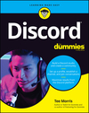 Discord For Dummies (1119688035) cover image