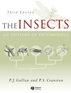 The Insects: An Outline of Entomology, 3rd Edition (1405111135) cover image
