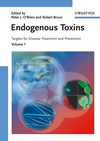 Endogenous Toxins: Targets for Disease Treatment and Prevention, 2 Volume Set (3527323635) cover image