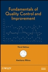 thumbnail image: Fundamentals of Quality Control and Improvement, 3rd Edition