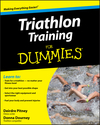 Triathlon Training For Dummies (0470453036) cover image