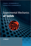 Experimental Mechanics of Solids (0470689536) cover image