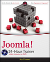 Joomla! 24-Hour Trainer (0470928336) cover image