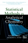 Statistical Methods in Analytical Chemistry, 2nd Edition (0471293636) cover image