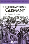 The Reformation in Germany (0631202536) cover image